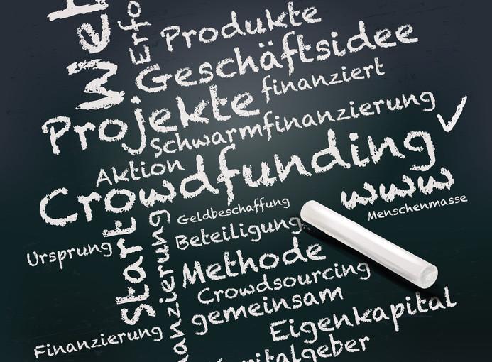 Was ist eigentlich Crowdfunding?